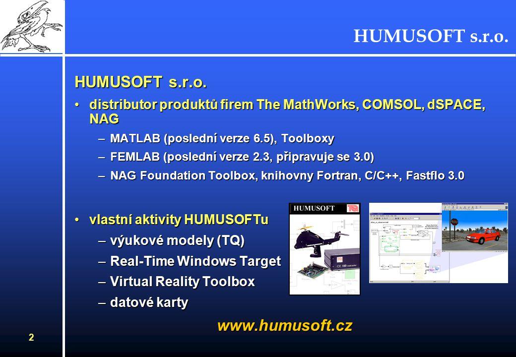 HUMUSOFT s.r.o.