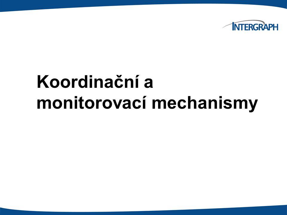 Koordinační a monitorovací mechanismy