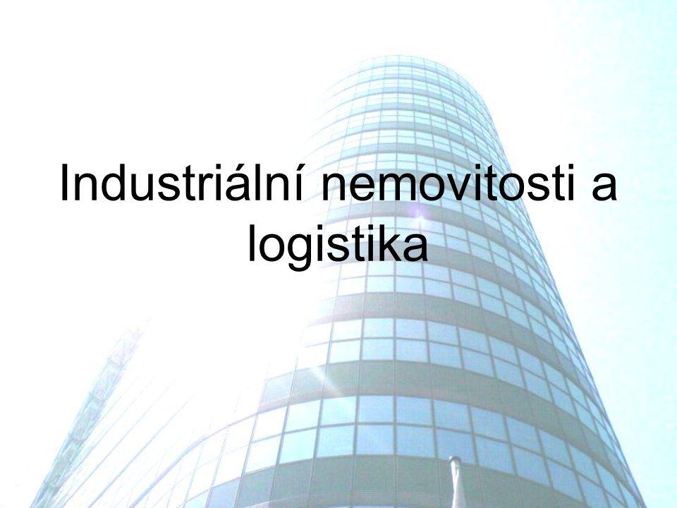 Industriální nemovitosti a logistika