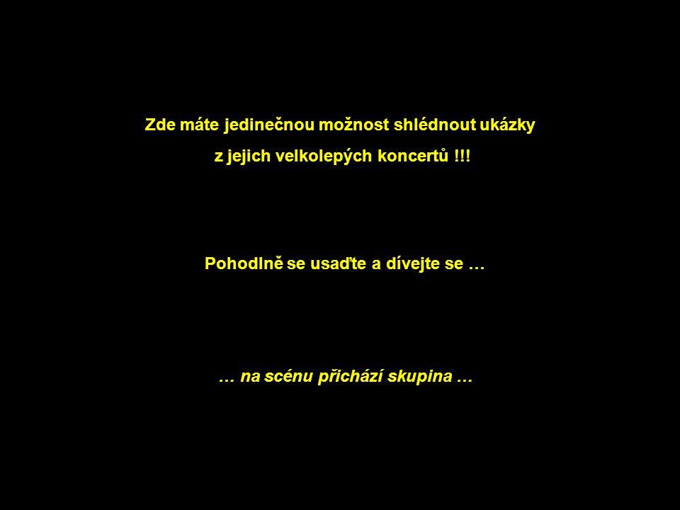 … vrátili se po třech letech na pódium … … po čtyřech letech jsme je opět mohli vidět v českých arénách … … nové album, zdokonalená image, stejný rázný germánský styl … … jsou zpět, aby nám rozproudili krev v žilách …