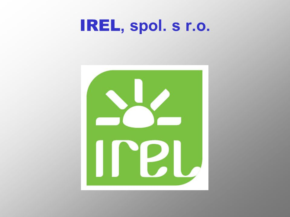 IREL, spol. s r.o.