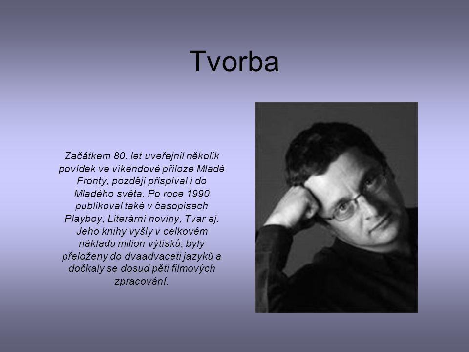 Životopis Michal Viewegh se narodil roku 1962 v Praze. Jeho otec byl inženýrem chemie, matka právničkou. Základní devítiletou školu navštěvoval od rok
