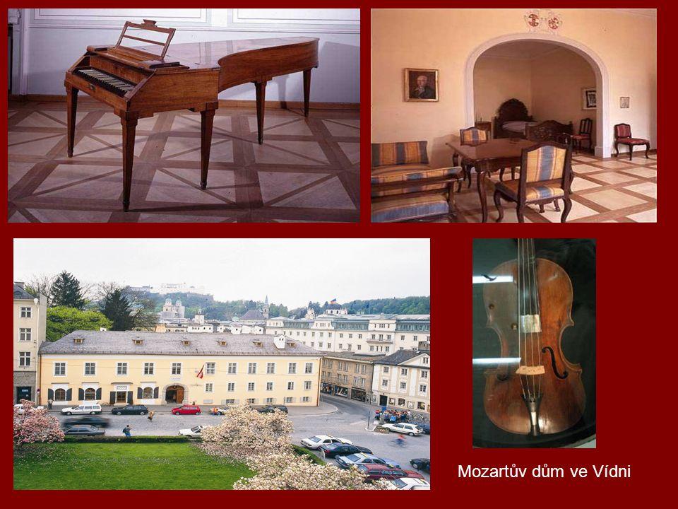 Mozartův dům ve Vídni