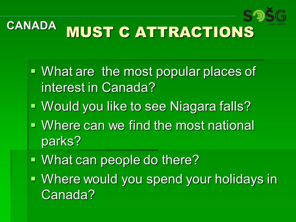  Let´s talk about Toronto.What do you know about this city.
