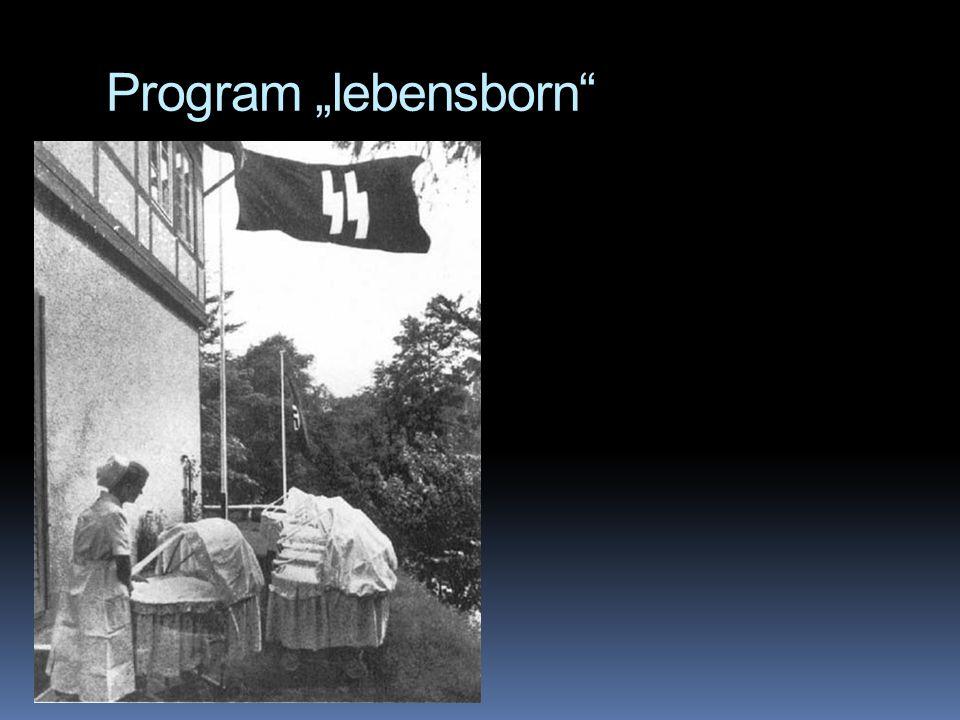 "Program ""lebensborn"""