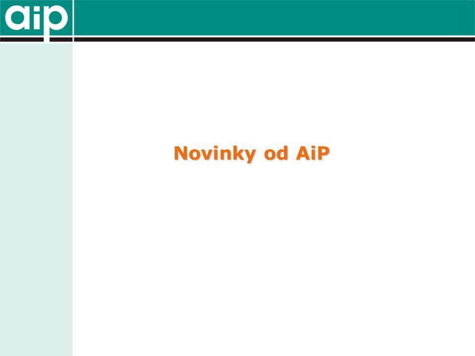 Novinky od AiP