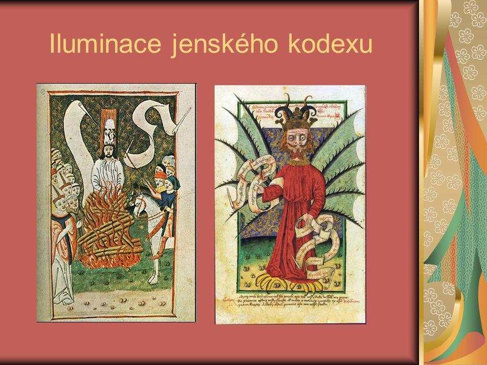 Iluminace jenského kodexu