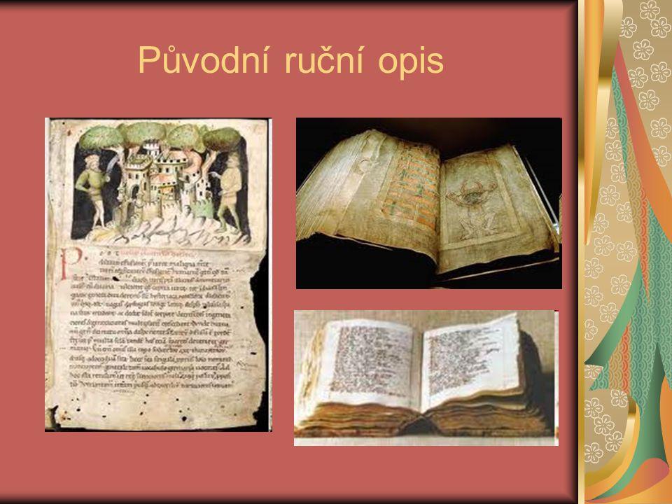 Kodex vyšehradský pochází z 11.
