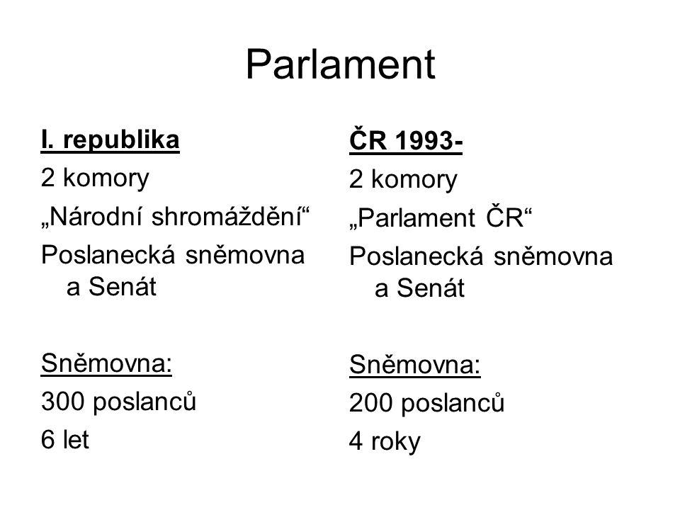 Parlament I.