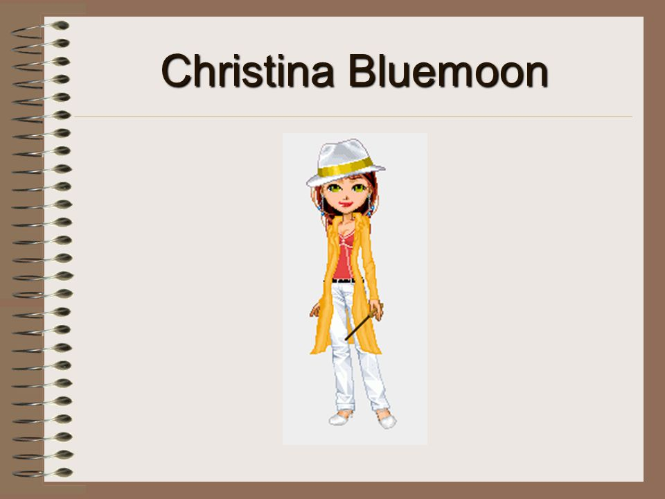 Christina Bluemoon