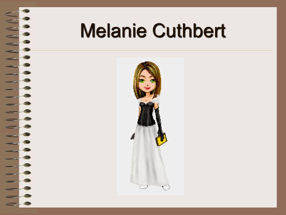 Melanie Cuthbert