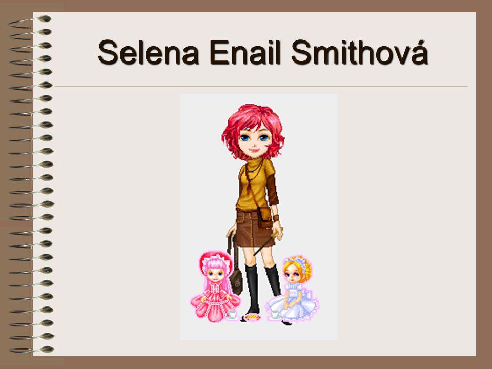 Selena Enail Smithová