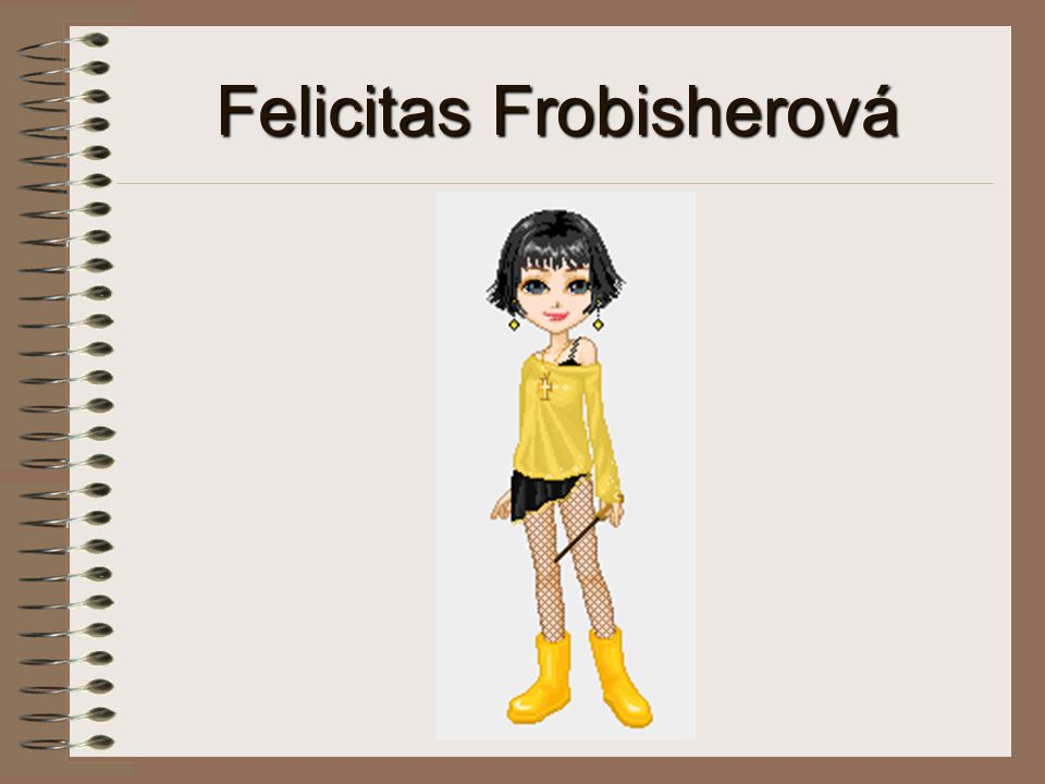 Felicitas Frobisherová