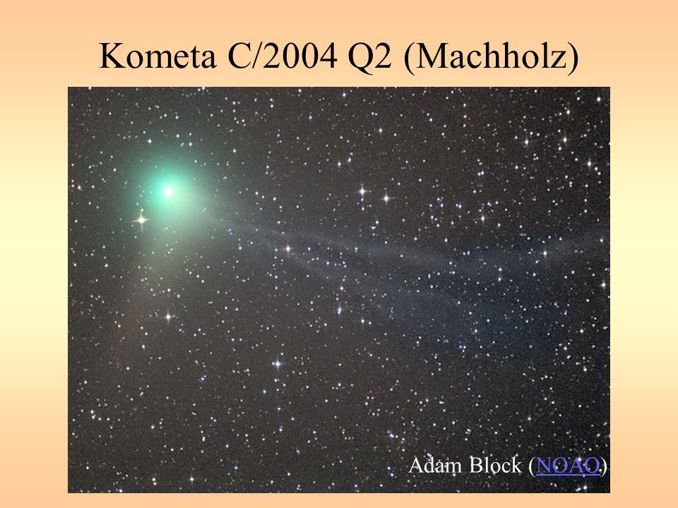 Kometa C/2004 Q2 (Machholz) Adam Block (NOAO)NOAO