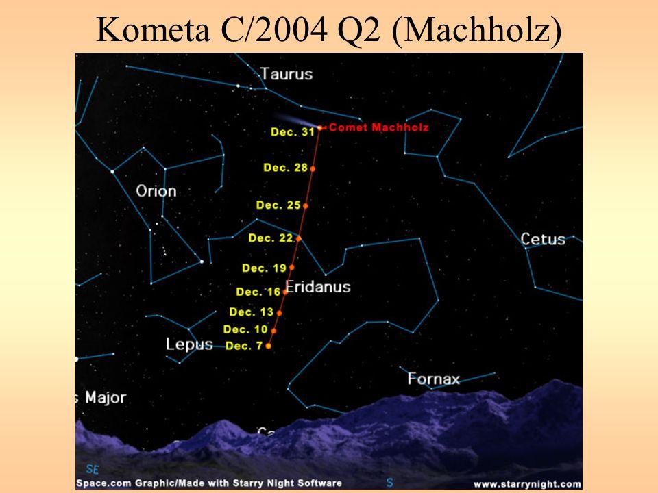 Kometa C/2004 Q2 (Machholz)