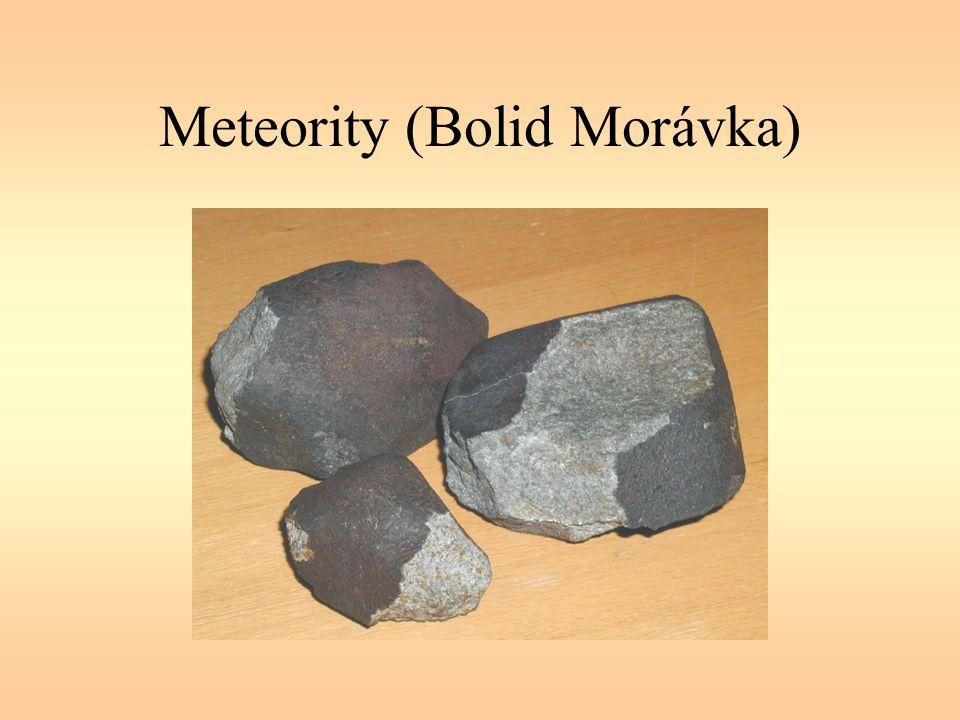 Meteority (Bolid Morávka)