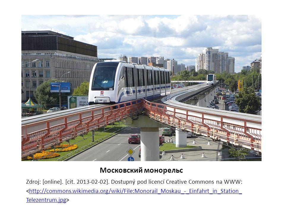 Трамвай Татра T3 в Москве Zdroj: [online].[cit. 2013-02-02].