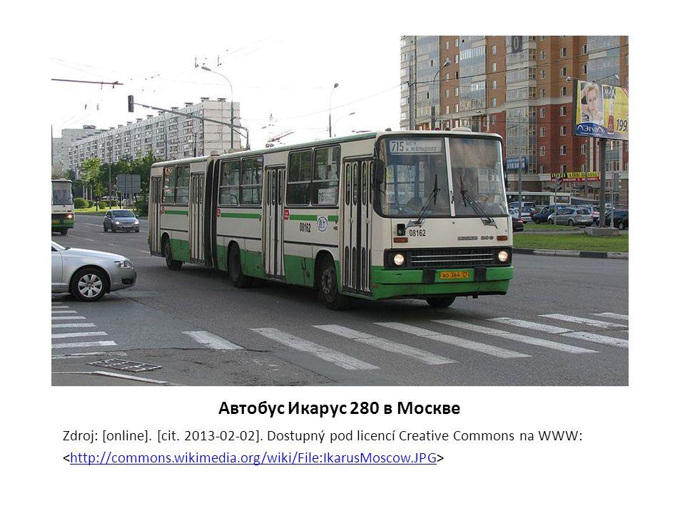 Троллейбус на Садовой-Кудринской в Москве Zdroj: [online].