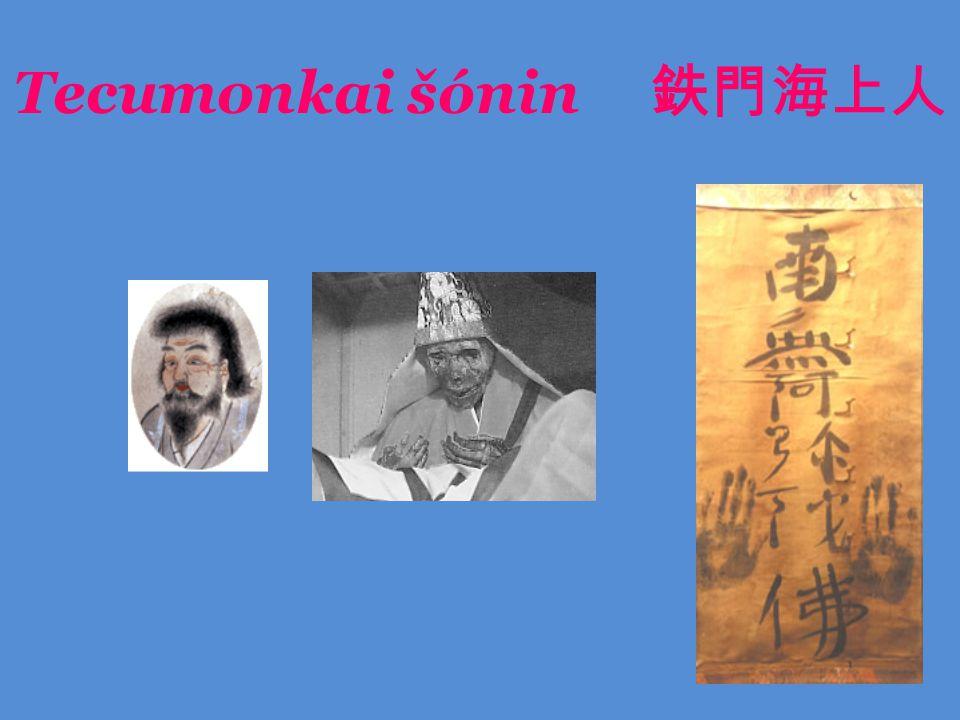 Tecumonkai šónin 鉄門海上人