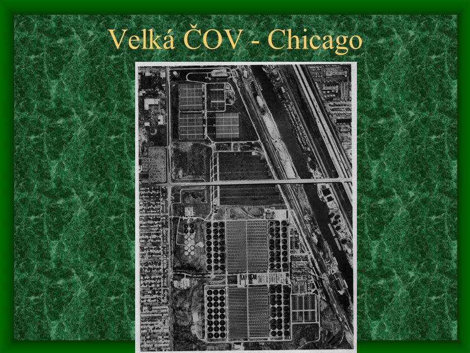 Velká ČOV - Chicago