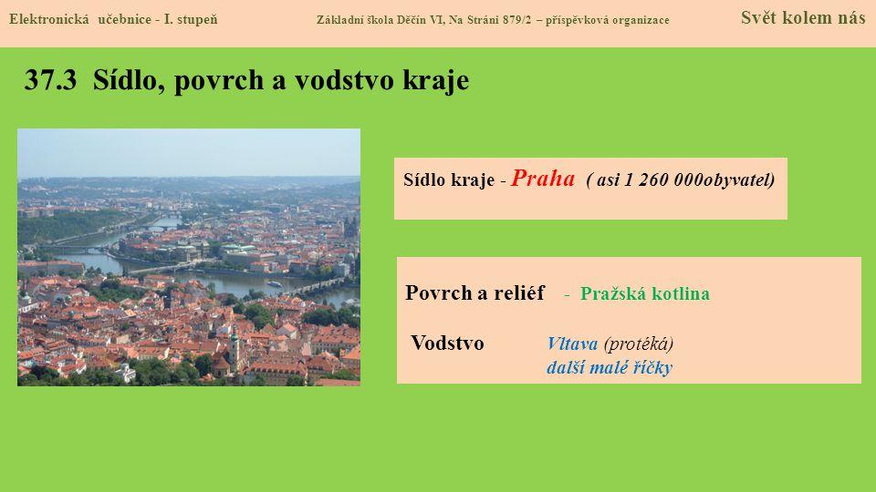 37.4 Významná města a pamětihodnosti Elektronická učebnice - I.