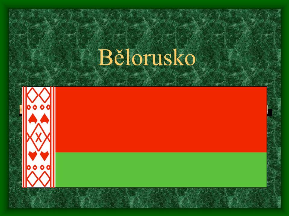 Základní údaje Originální název: Respublika Byelarus Užívaný název: Bělorusko Rozloha: 207 600 km 2 Počet obyvatel (2006): 10 293 011 Hlavní město: Minsk (1 700 000 obyv.) Úřední jazyk: běloruština