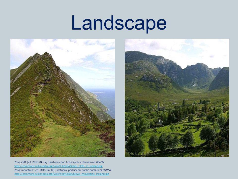 Landscape Zdroj cliff: [cit. 2013-04-12].