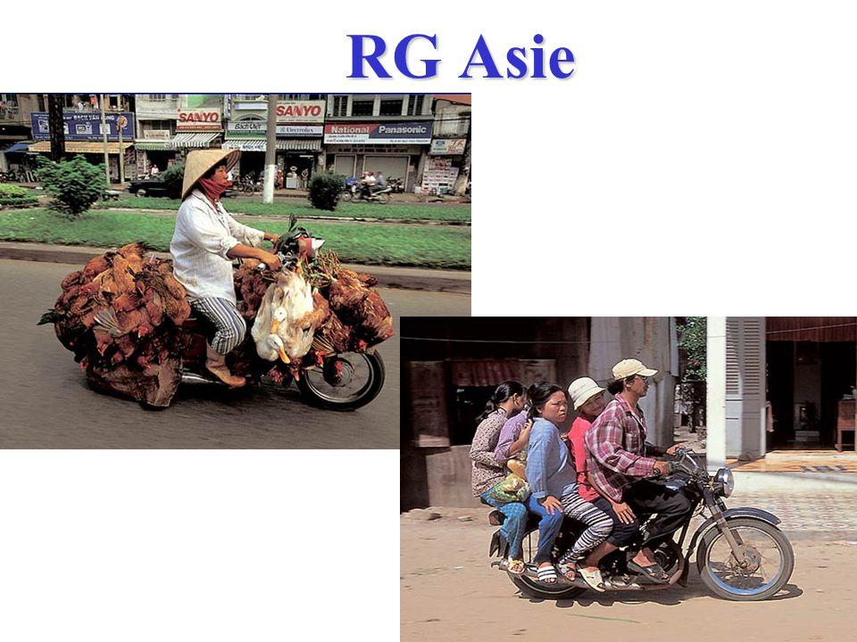 RG Asie
