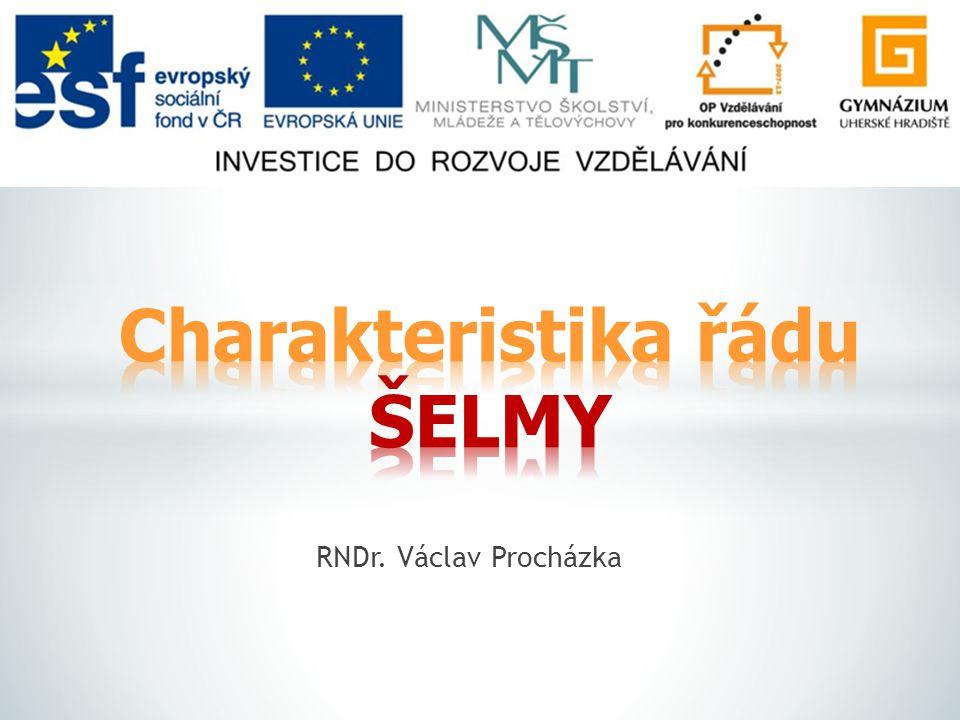 RNDr. Václav Procházka