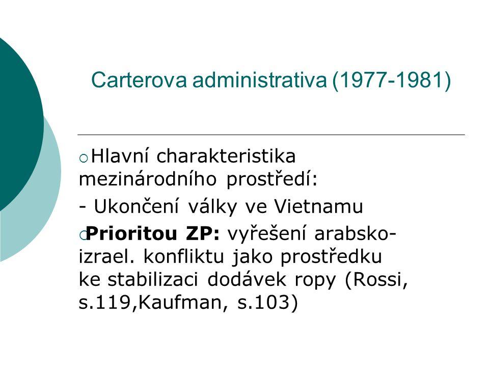  září 77 – setkání C.s iz. min. zahr. M. Dayanem – kritika iz.