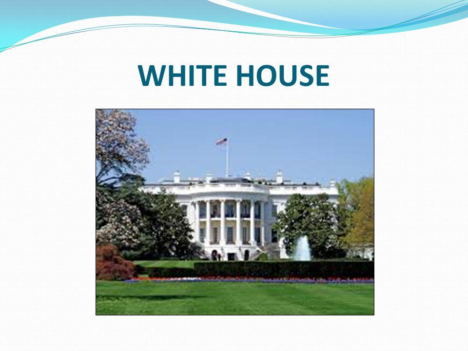 WHITE HOUSE - TREASURE