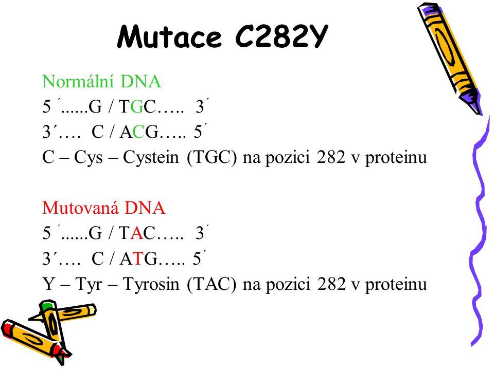 Charakteristika DNA diagnostiky Detekce určitého polymorfizmu daného predispozičního genu CÍLENÉ ANALÝZY KOMPLETNÍ ANALÝZY