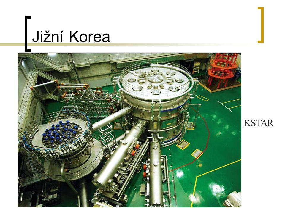 Jižní Korea KSTAR