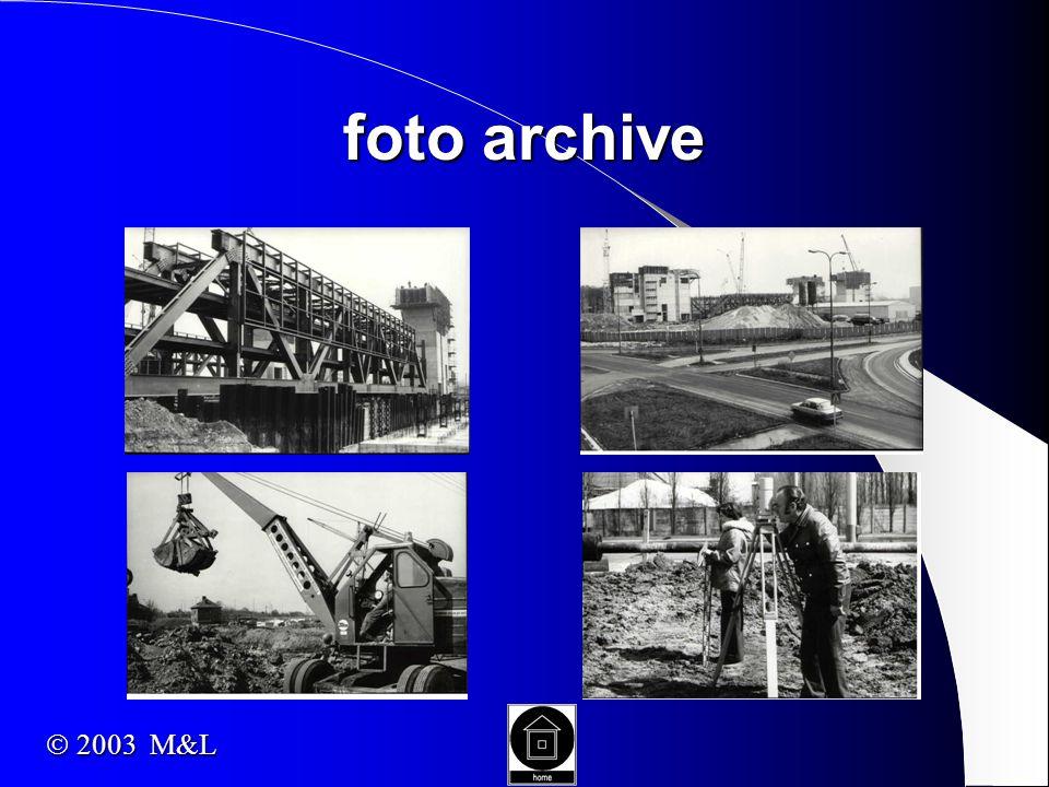 foto archive  2003 M&L
