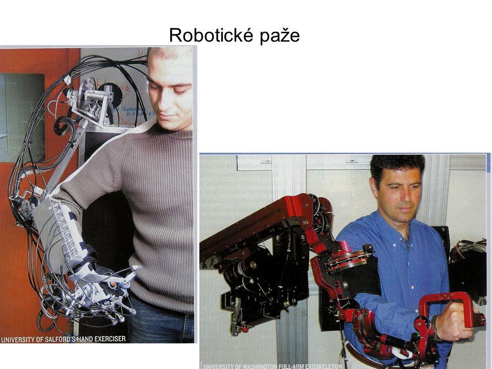 Robotické paže