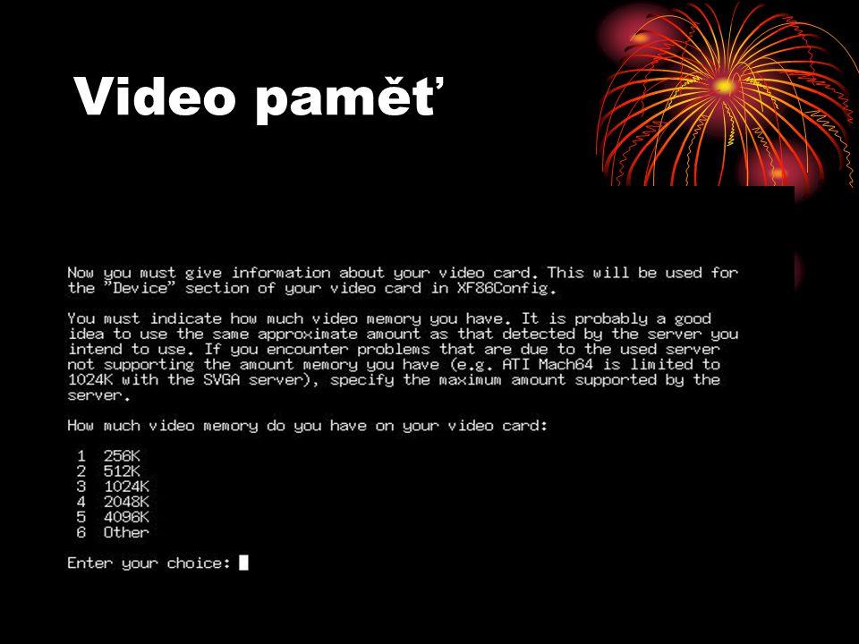 Video paměť