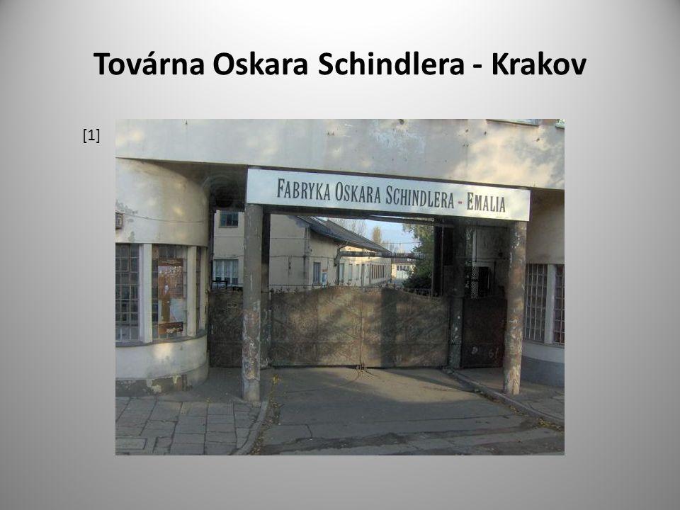 Továrna Oskara Schindlera - Krakov [1]