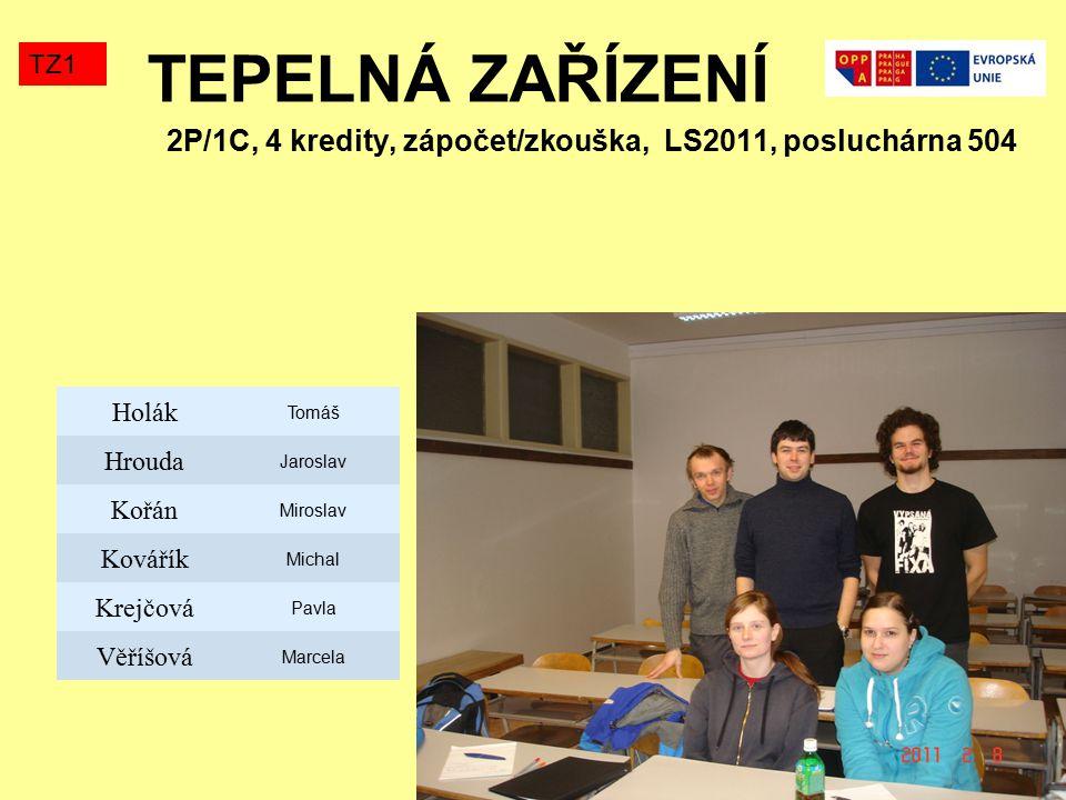 LITERATURA databáze Skripta: Šesták J., Žitný R.: Tepelné pochody II, ČVUT Praha, 2000 Monografie: McCabe W.L., Smith J.C., Harriot P.: Unit Operations of Chemical Engineering.