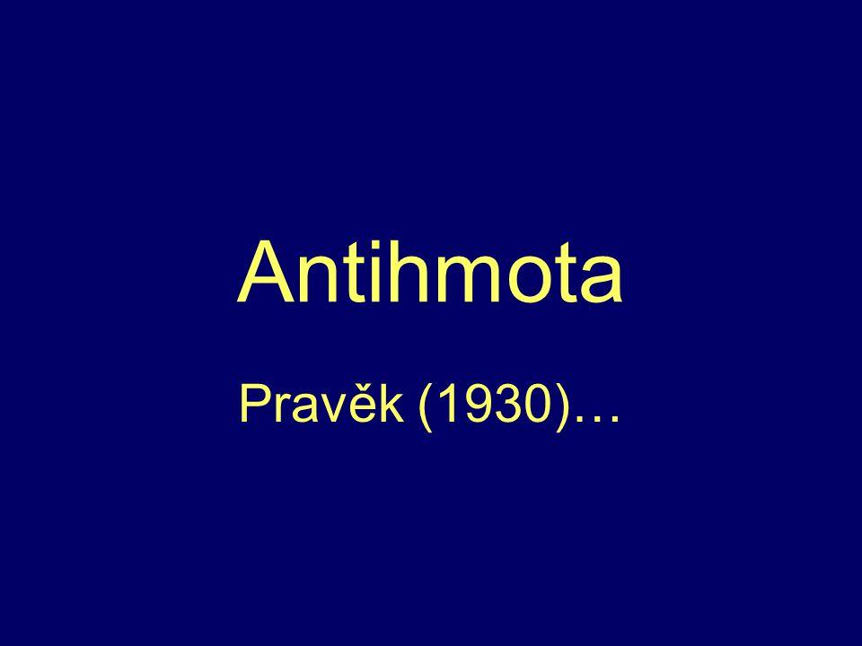 Antihmota Pravěk (1930)…