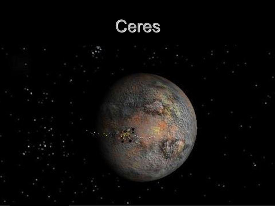 Eris Trpasličí planetka Eris byla objevena roku 2003.