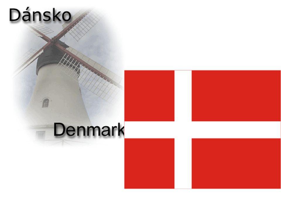 Hlavní město– Kodaň Státní zřízení- monarchie Počet obyvatel- 5,5 mil.