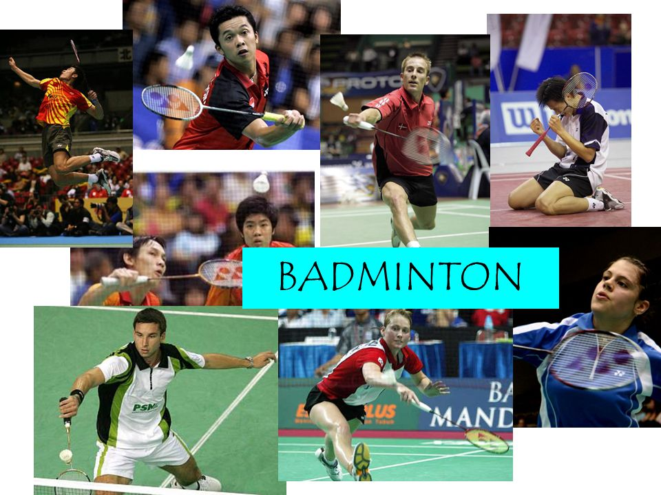 www.czechbadminton.cz www.badec.cz Raketové sporty (badminton, squash) ve školní TV. A proč ne?