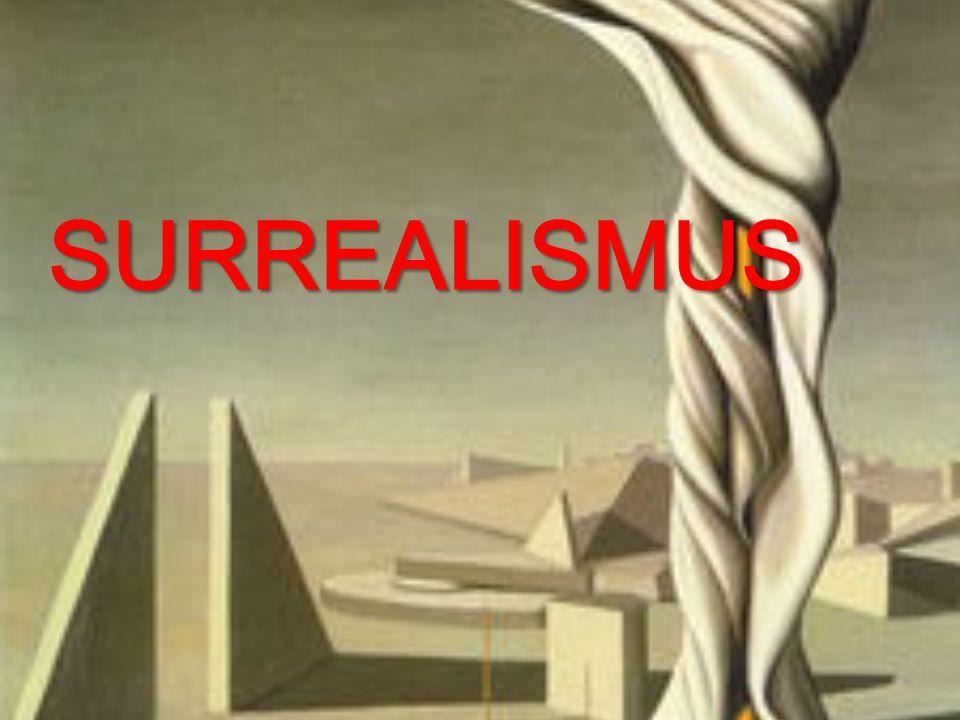 Osnova Surrealismus obecně Výtvarné umění Literatura Z čeho autoři čerpali Závěr-ukázka surrealistické literatury Zdroje Vypracovaly
