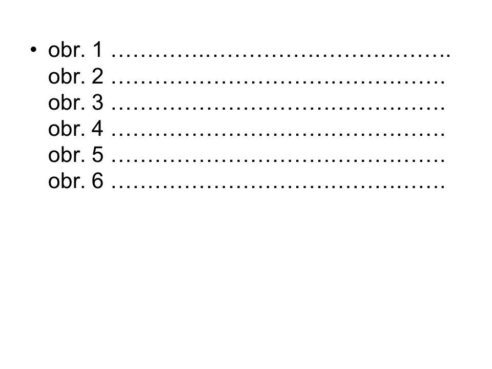 obr.1 ………….……………………………. obr. 2 ………………………………………. obr.