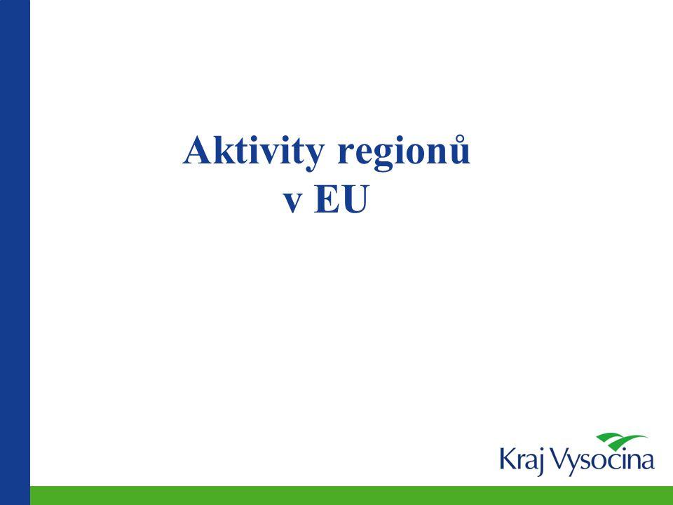 Aktivity regionů v EU