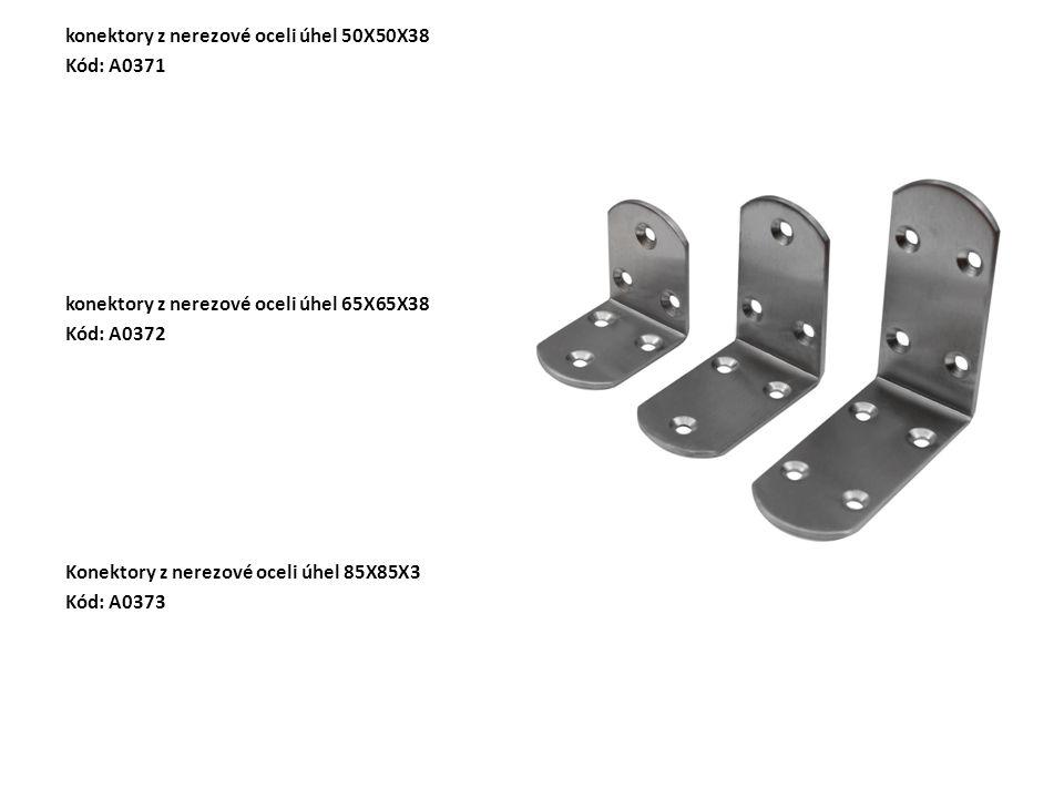 Masivní ocelový bistro podstavec pro stůl z kvalitní nerezové oceli.