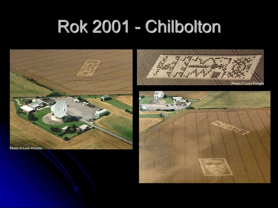 Rok 2001 - Chilbolton