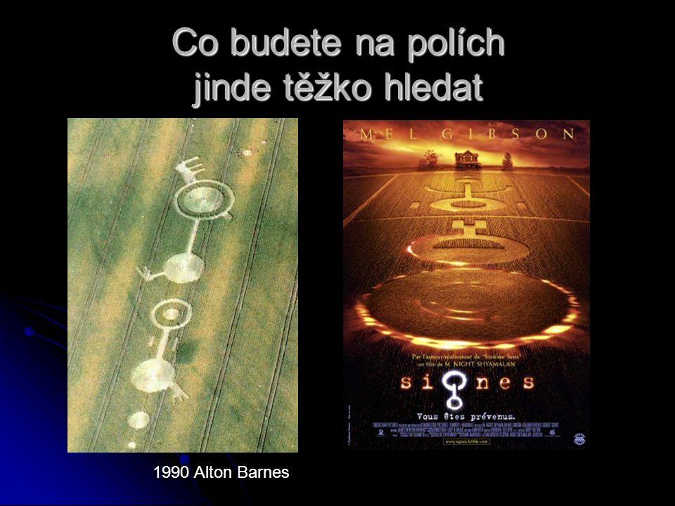Co budete na polích jinde těžko hledat 1990 Alton Barnes