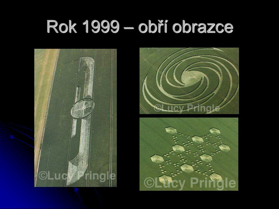 Rok 1999 – obří obrazce