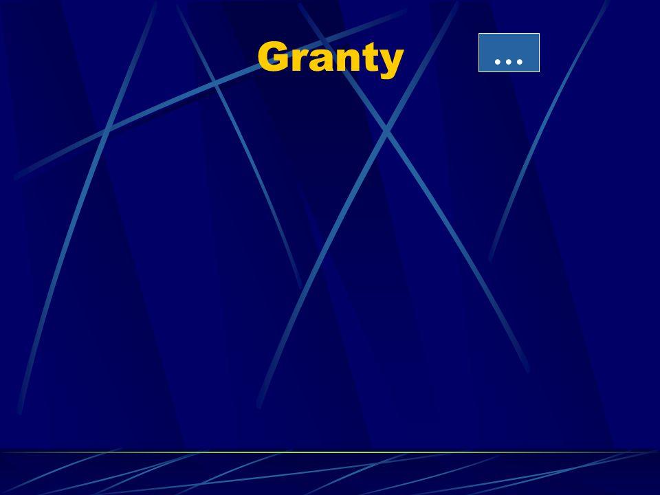 Granty …